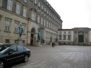 christiansborg-castle